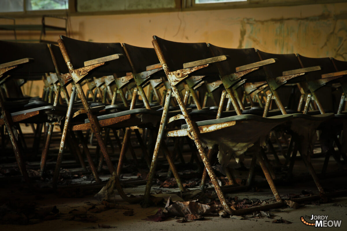 Tohoku Mine - Army of Chairs