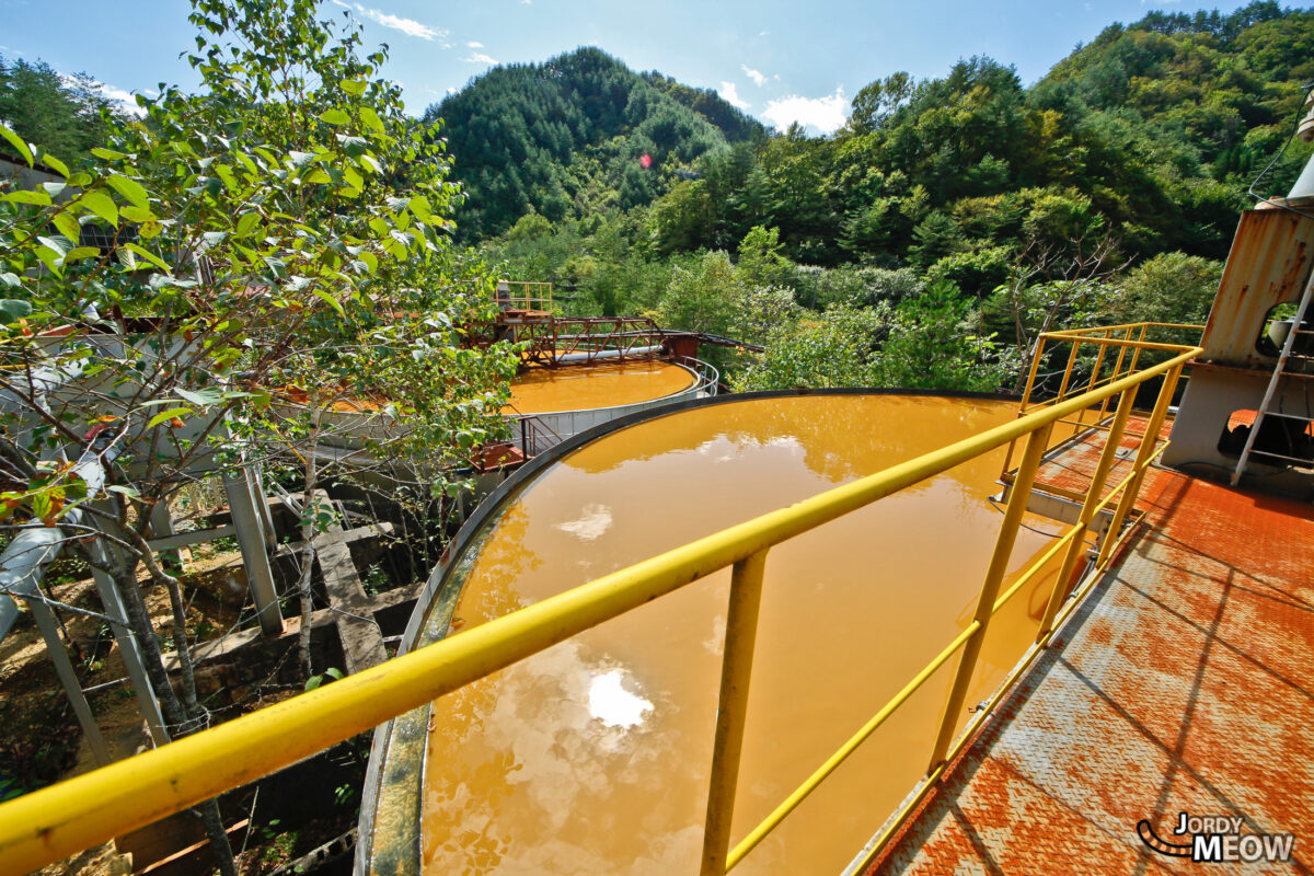 Tohoku Mine - Orange Tubs