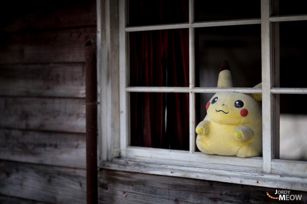 abandoned, asia, chichibu, french, haikyo, japan, japanese, people, pikachu, ruin, urban exploration, urbex, village