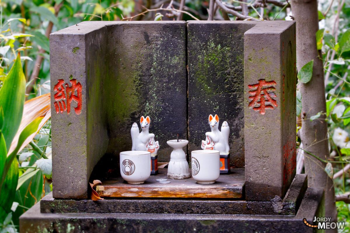 Ghost Story - Oiwa Temple III