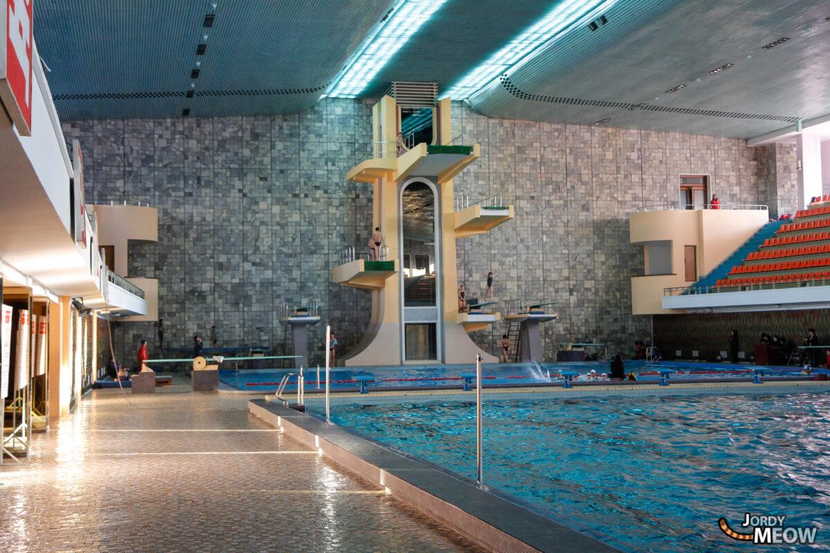 Pyongyang Olympic Swimming Pool