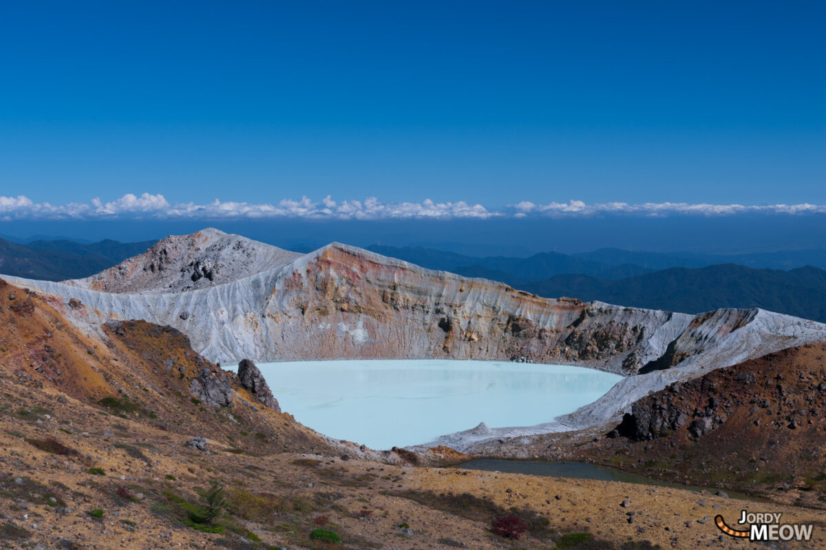 Shirane Yugama Crater Lake