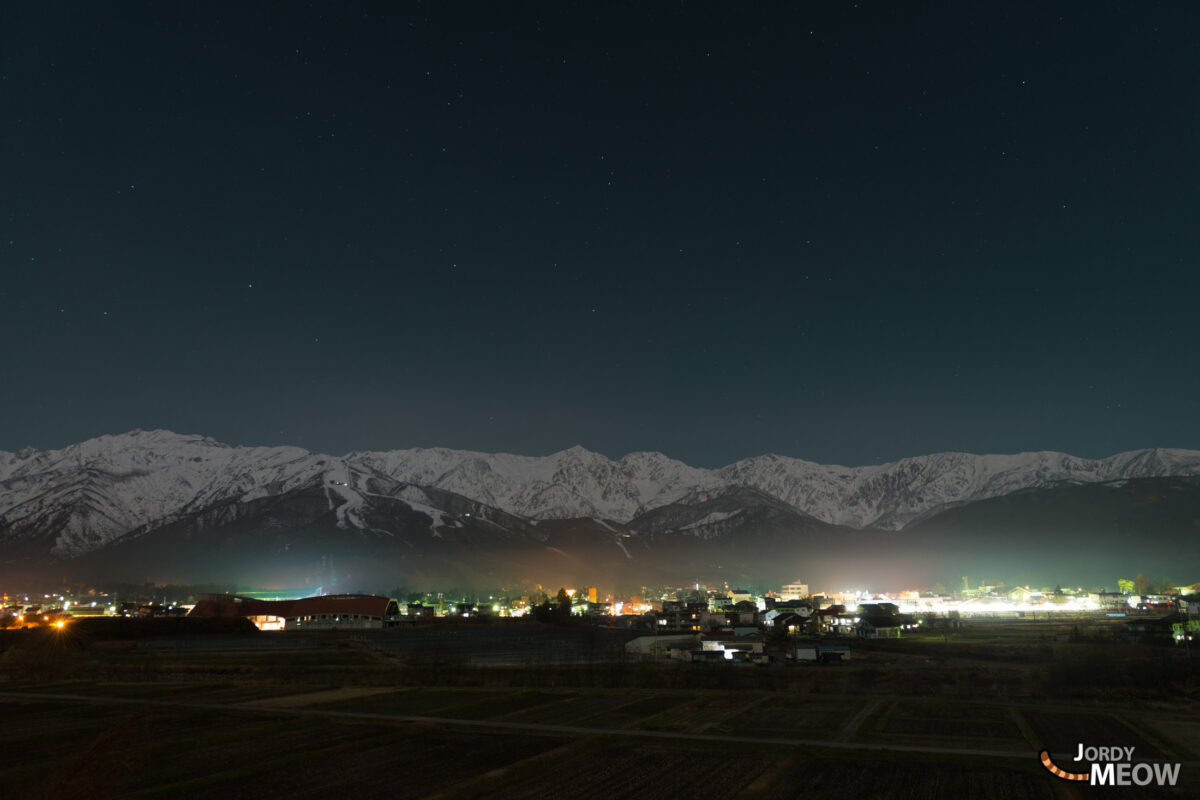 Hakuba under the Stars