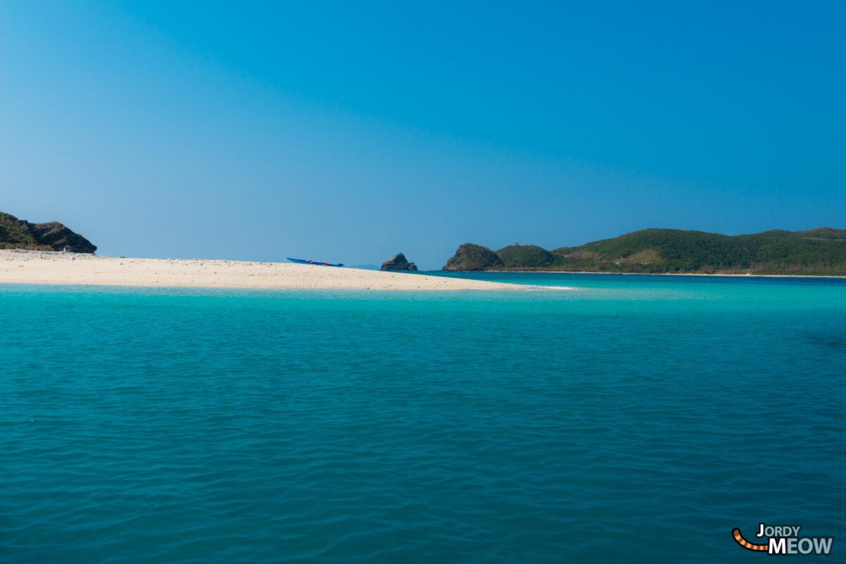 Gahijima White Beach