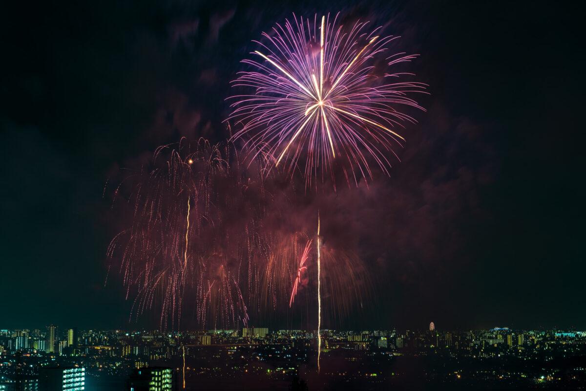 Edogawa Fireworks #2