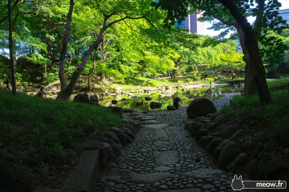 Koishikawa Korakuen Zen
