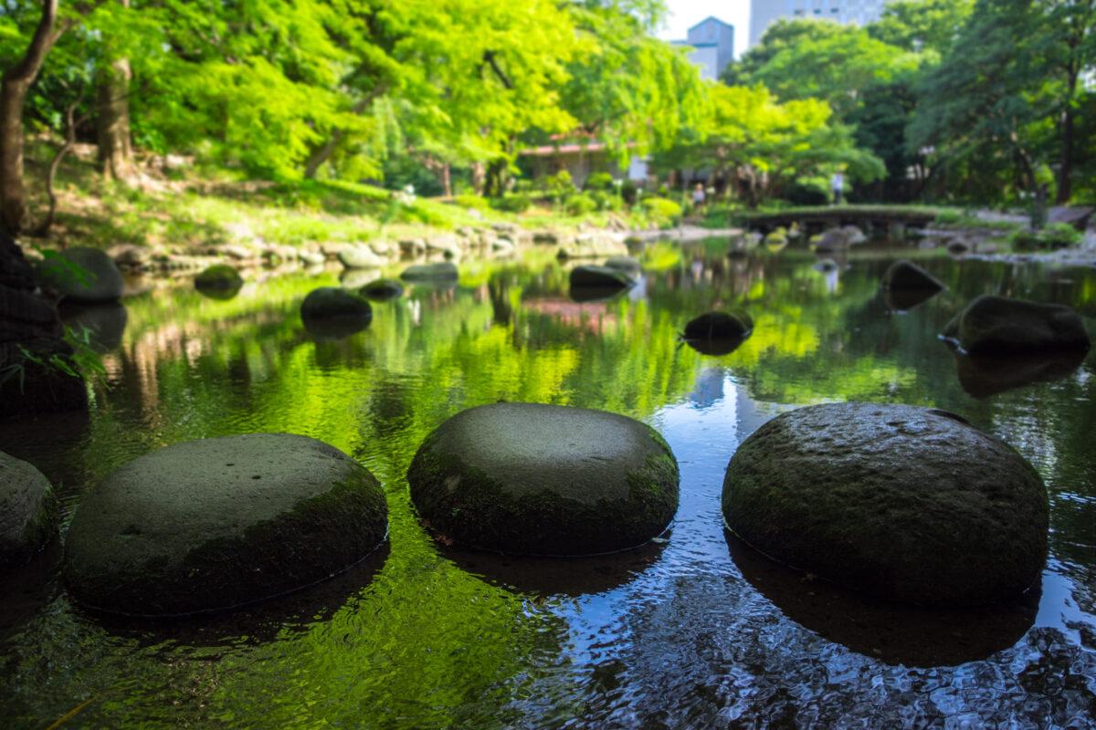 Zen Rocks Korakuen