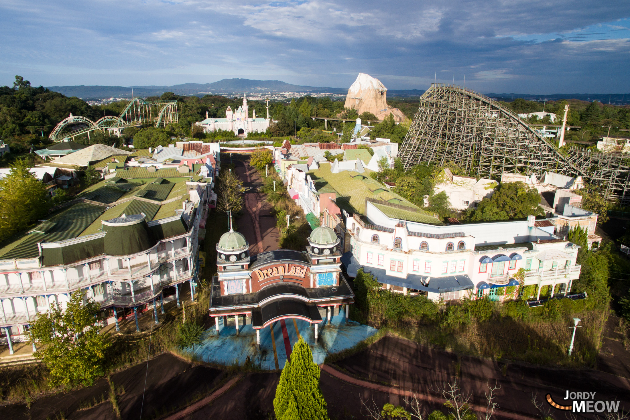 Nara Dreamland The End Of A Dream Offbeat Japan