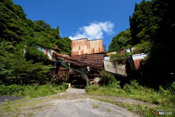 abandoned, aichi, asia, chubu, factory, haikyo, japan, japanese, mine, ruin, urban exploration, urbex